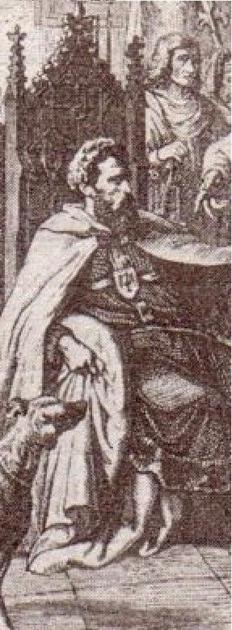 Ludwig von Erlichshausen - Image: Ludwig von Erlichshausen