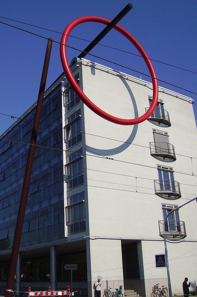 Ludwigshafen Friesenheim Klinikum Ring des Seyns2.jpg