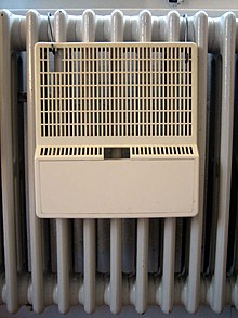 Humidificateur wikip dia - Humidificateur pour radiateur ...