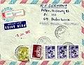 Luftpostbrief, per Einschreiben, Rumänien-Deutschland 1981.jpg