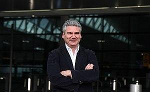 Luis Vidal - Image: Luis Vidal Heathrow T2A opening
