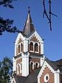 Lumijoki Church Belltower 20060726.JPG