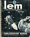 Lunar Excursion Module Familiarization Manual (front cover).jpg