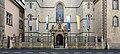 Luxembourg Cathédrale Notre-Dame ancien portail - Octave 2016.jpg