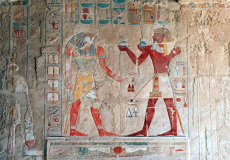 El fascinante Horus, iniciador de la civilización egipcia y eterno dueño del trono