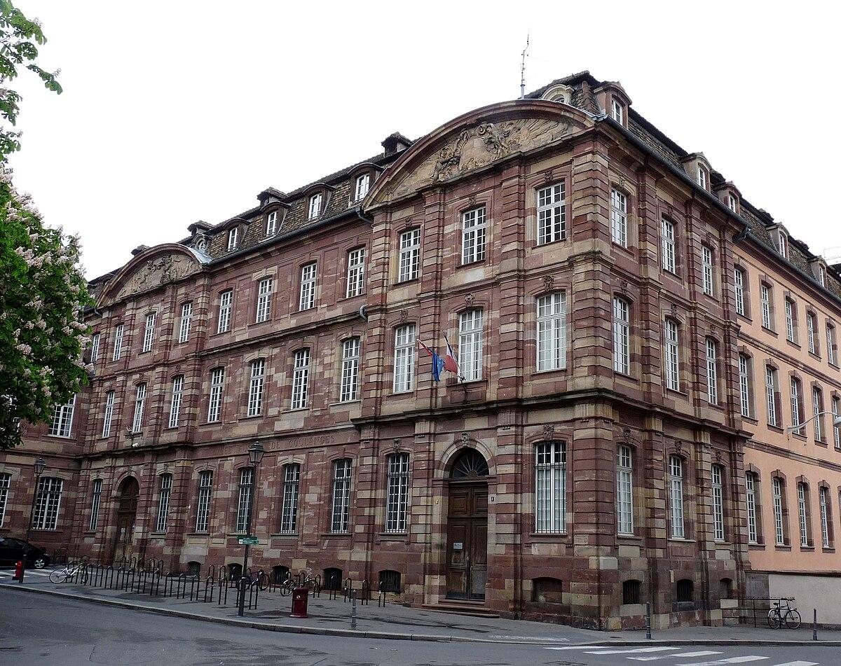Hotel A Strasbourg Dans Le Centre Ville