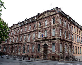Image illustrative de l'article Lycée Fustel-de-Coulanges (Strasbourg)