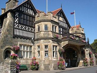 Lynton - Lynton Town Hall