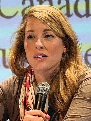 Mélanie Joly Canadian politician and lawyer