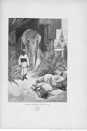Judith Gautier - Mémoires d'un éléphant blanc