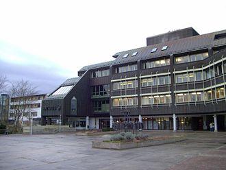 Mössingen - Mössingen new town hall