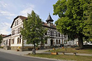 Mühlberg (Thuringia) -Rathaus-CTH.jpg