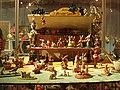 München - Zentrum für Außergewöhnliche Museen (Vitrine in der Sammlung des Osterhasen-Museums).jpg