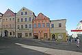 Měšťanský dům (Hradec Králové), V Kopečku 77, 76, 75, 74.JPG