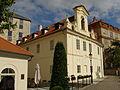 Městský dům Prádlo, Na Muráni (Staré Město), Praha 1, Alšovo nábř. 2, Staré Město.JPG