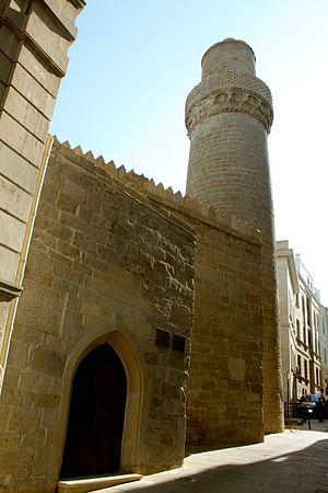 Muhammad Mosque - Image: Məhəmməd məscidi