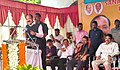 M. Venkaiah Naidu addressing at the inauguration of SANA's Surya Sujala Dhara and Haritha Bio-Toilets with MP LADs, in Visakhapatnam, Andhra Pradesh.jpg