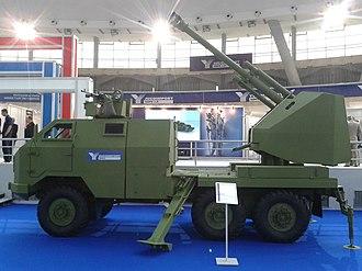 M-56 Howitzer - M09 Soko 105mm howitzer