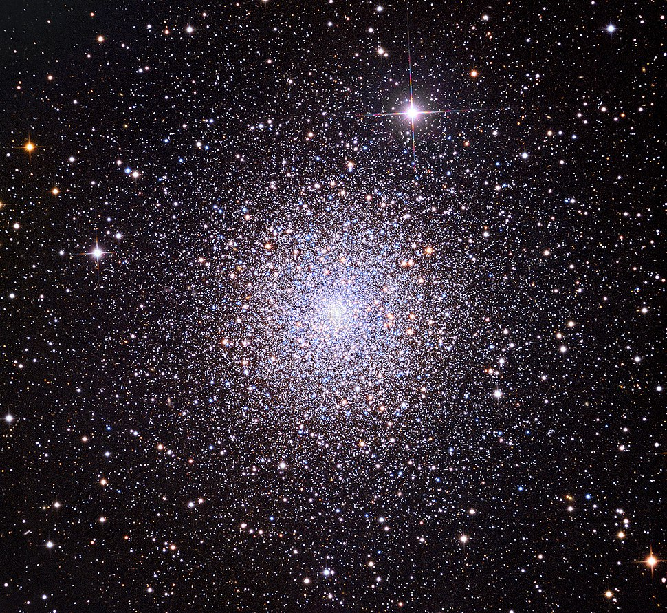 M15 Globular Cluster from the Mount Lemmon SkyCenter Schulman Telescope courtesy Adam Block