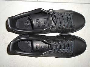 sports shoes fe3e7 0c368 La Stan Smith, couleur noire.