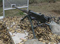 中國退役軍人協會: 机关枪(Machine gun)