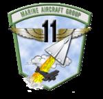 MAG-11 insignia
