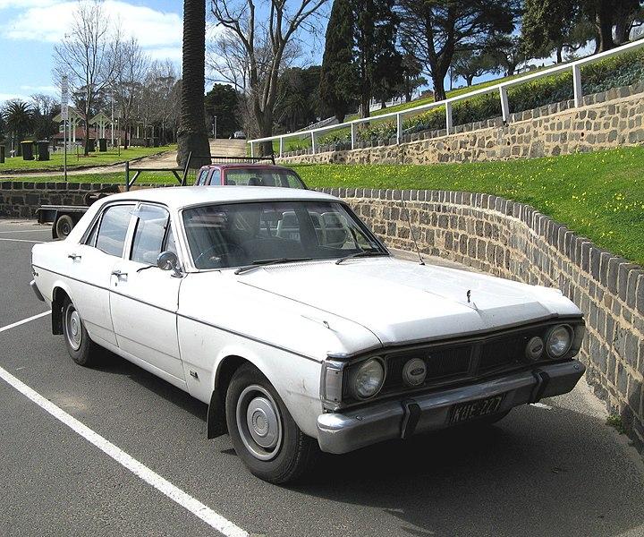 Ford Falcon Australia