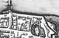 Maastricht, omgeving Oeverwal, Wyck, detail kaart Larcher d'Aubencourt, 1749.jpg