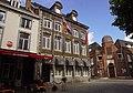 Maastricht - Vrijthof 36 - rijksmonument 27713 - Groote Sociëteit 20200607 05.jpg