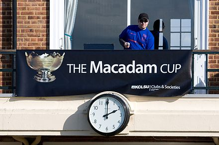 The annual Macadam Cup Macadam Cup 2008.jpg