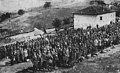 Macedonian Brigade - village Mitrasinci autumn 1944.jpg