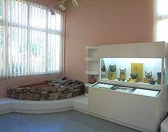 Archaeological Museum of Kilkis - Image: Macedonian Museums 38 Arx Kilkis 161
