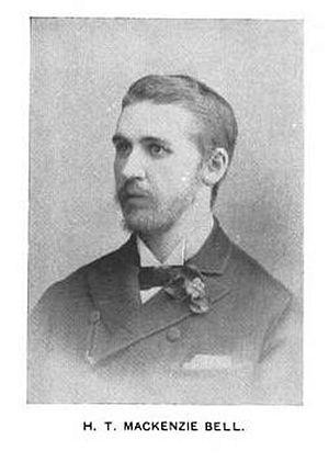 Henry Thomas Mackenzie Bell - Mackenzie Bell 1890