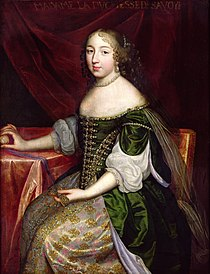 Madame la Duchesse de Savoye, Charles Beaubrun.jpg