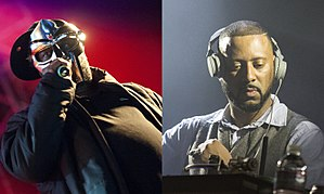 Madvillain - MF Doom and Madlib