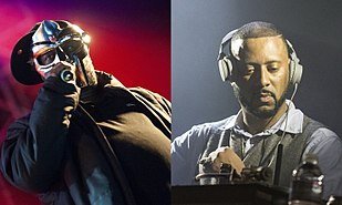 MF DOOM and Madlib