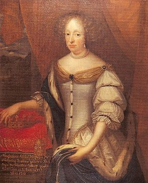 Magdalene Sibylle of Holstein-Gottorp - Magdalene Sibylle of Holstein-Gottorp