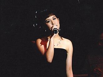 Jolina Magdangal - Magdangal performing in San Diego, California, circa 1990s.