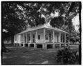 Magnolia Plantation, Overseer's House, LA Route 119, Natchitoches, Natchitoches Parish, LA HABS LA,35-NATCH.V,2-C-3.tif