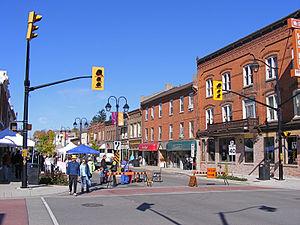 Georgetown, Ontario - Main Street
