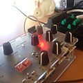 Make it #bang VJ #gear eq #rabbit electronic #knobs nofilter #cyber blowout (2013-03-24 by j bizzie).jpg
