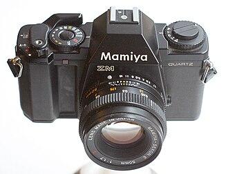 Mamiya - Image: Mamiya ZM