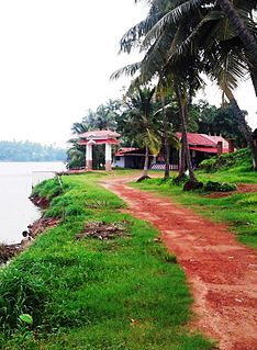 Feroke Municipality in Kerala, India