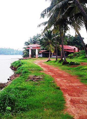 Chaliyar - Chaliyar river at Cheruvannur, Feroke