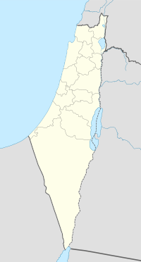 Yibna is located in Mandatory Palestine