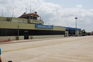 Mangaluru Airport - The Cargo Terminal