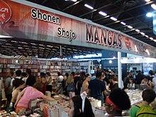 Japan Expo Les Stands : Japan expo u2014 wikipédia