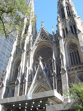 Roman Catholic Archdiocese of New York - St. Patrick's Cathedral, New York