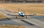 Mannheim City Airport - Socata TBM-930 - D-FELE - 2019-02-25 17-33-15.jpg