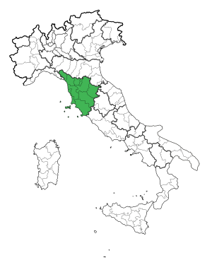 Map Region of Toscana.svg